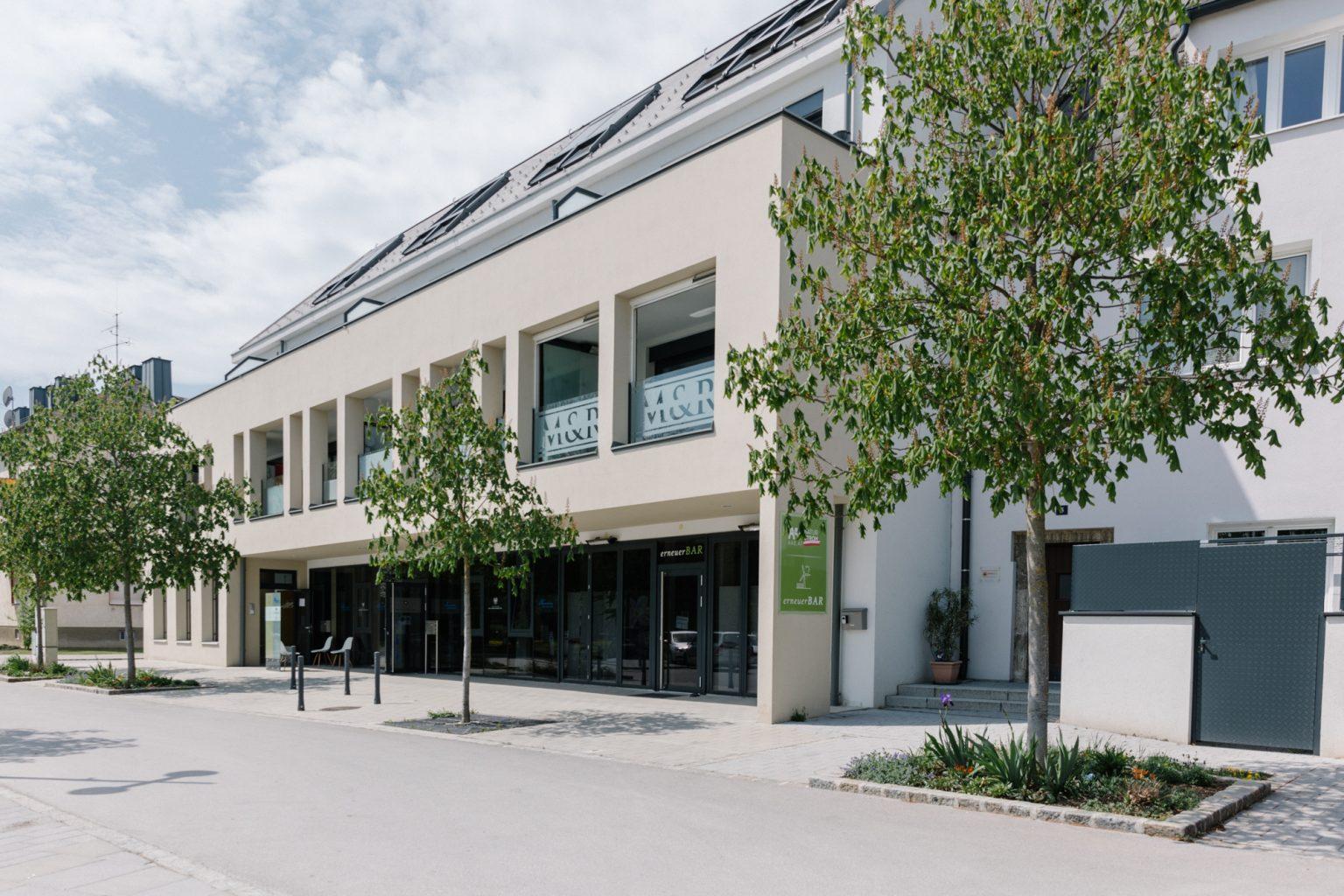 Kanzlei Wolkersdorf von außen